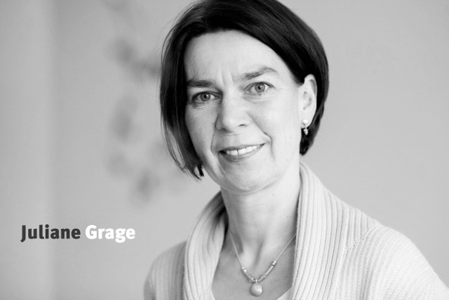 Juliane Grage, Hebamme